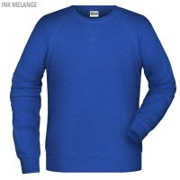 James & Nicholson Herren Sweatshirt