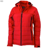 James & Nicholson Damen Outdoor-Hybrid-Jacke