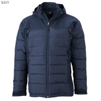 James & Nicholson Herren Outdoor-Hybrid-Jacke