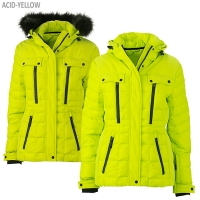 James & Nicholson Damen Wintersport-Jacke