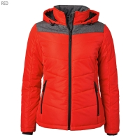 James & Nicholson Damen Winter Jacke