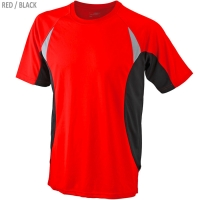 James & Nicholson Men's Running-T