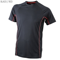 James & Nicholson Men's Running Reflex-T