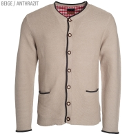 James & Nicholson Herren Trachten Strickjacke