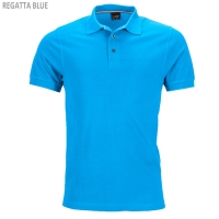 James & Nicholson Men's Pima Polo