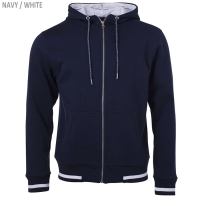 James & Nicholson - Herren Club Sweat Jacke