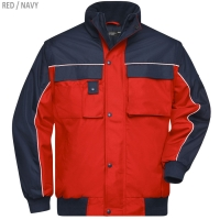 James & Nicholson Workwear Jacket