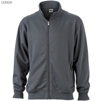 James & Nicholson Workwear Sweat-Jacke