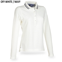 James & Nicholson Ladies' Polo Long-Sleeved