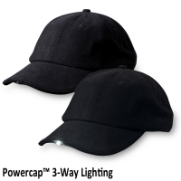 myrtle beach Powercap™ 3-Way Lighting