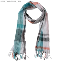myrtle beach Coloured Scarf