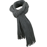myrtle beach Ribbed Scarf