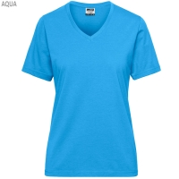 SOLID BIO Workwear Damen T-Shirt