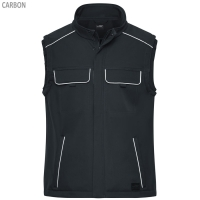 SOLID Workwear Softshell Vest